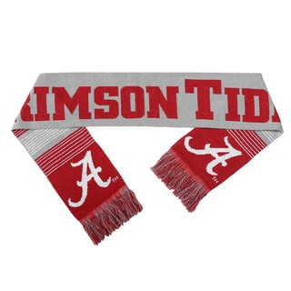 Alabama Crimson Tide Split Logo Reversible Scarf