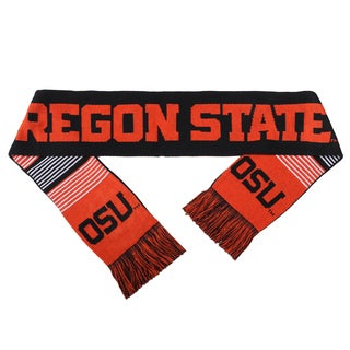 Oregon State Beavers Split Logo Reversible Scarf