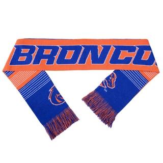 Boise State Broncos Split Logo Reversible Scarf