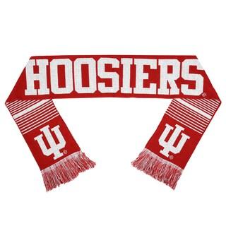 Indiana Hoosiers Split Logo Reversible Scarf