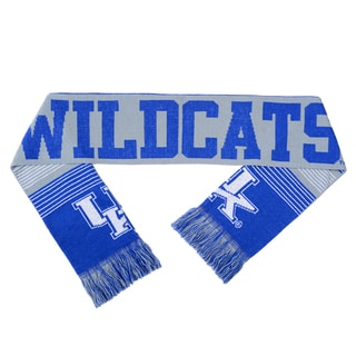 Kentucky Wildcats Split Logo Reversible Scarf