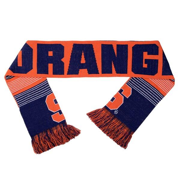 Syracuse Orangemen Split Logo Reversible Scarf