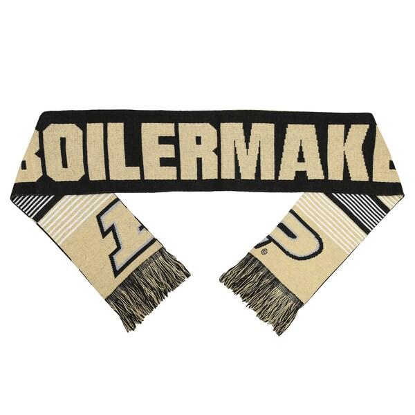 Purdue Boilermakers Split Logo Reversible Scarf