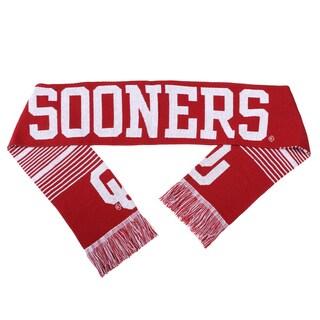 Oklahoma Sooners Split Logo Reversible Scarf