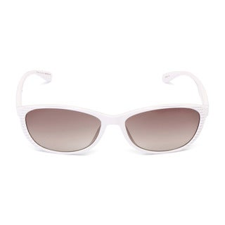 Square Sunglasses with Light Blue Tinted Lens 50MM