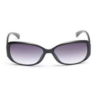 Square Sunglasses with Grey Arms 59MM