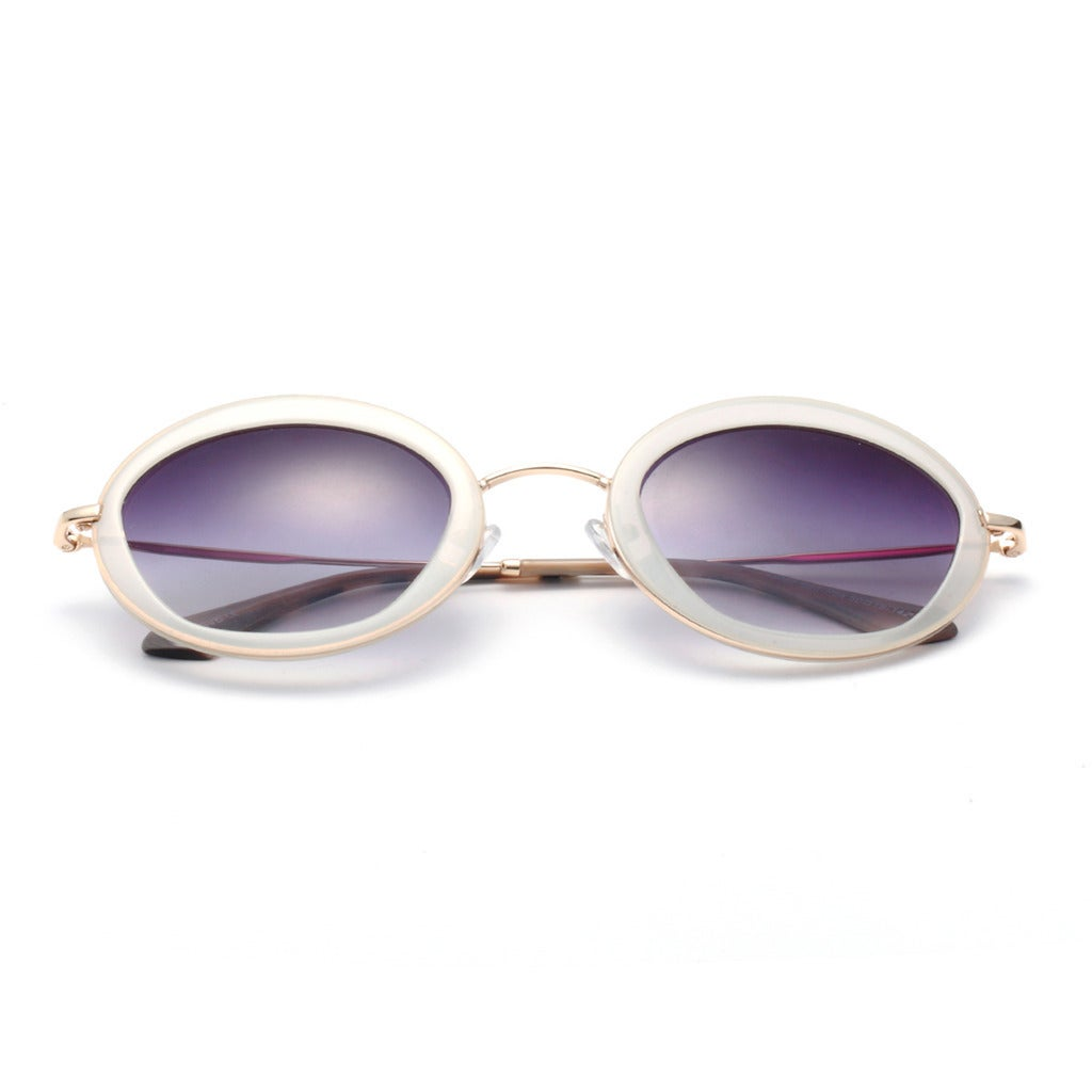 ab6a2b52d5a87 Clear-Round-Sunglasses-with-Yellow-Lens-50MM thumbnail 10