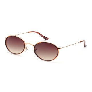 Round Sunglasses with Metal Arms 50MM
