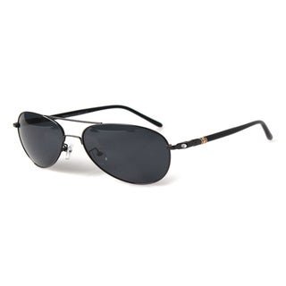 Aviator Sunglasses with Metal Frame 59MM