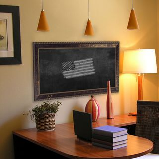 American Made Rayne Roman Copper Bronze Blackboard/Chalkboard