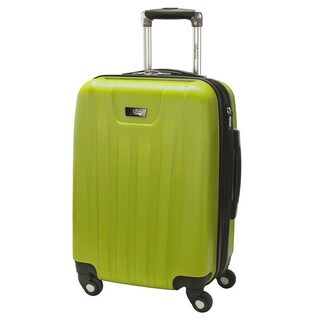 Skyway Nimbus 2.0 20-inch Expandable Carry On Spinner Upright Suitcase