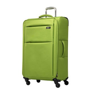 Skyway FL-Air Solid 28-inch Lightweight Expandable Spinner Upright Suitcase