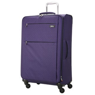 Skyway FL-Air Royal Paisley 28-inch Lightweight Expandable Spinner Upright Suitcase