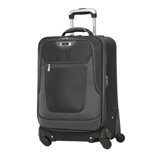Skyway Epic 20-inch Expandable Carry On Spinner Upright Suitcase (2 options available)