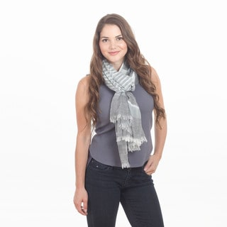 Link to Striped Design Shawl Similar Items in Scarves & Wraps