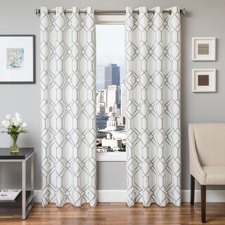 Sawyer Grommet Top Curtain Panel