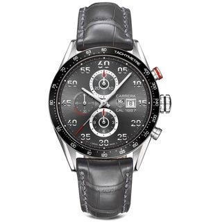 Tag Heuer Carrera Men's Automatic Stainless Steel Watch