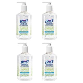PURELL Advanced Green Certified 12-ounce Instant Hand Sanitizer 4-pack