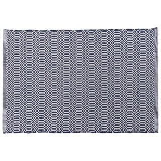 Bazaar Indigo Blue Kitchen Mat