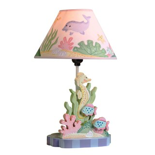 Teamson Fantasy Fields Under the Sea Table Lamp