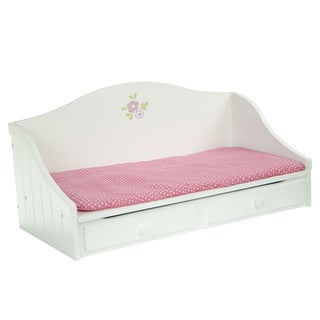 Olivia's Little World Little Princess 18-inch Doll Trundle Bed