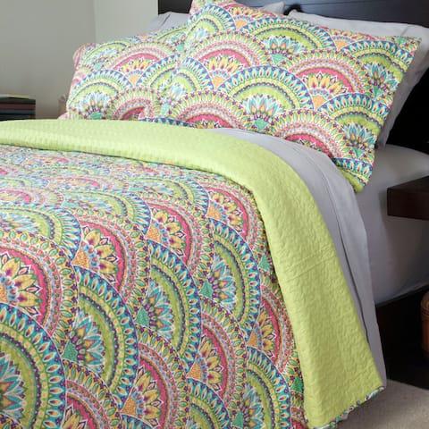 Windsor Home Melanie 3-piece Quilt Set