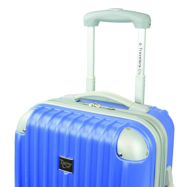4cb22685679b Shop Travelers Club Modern 20-inch Hardside Expandable Carry-On ...