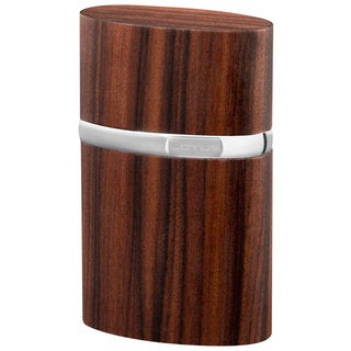 Brizard & Co Rosewood Lotus Table Lighter