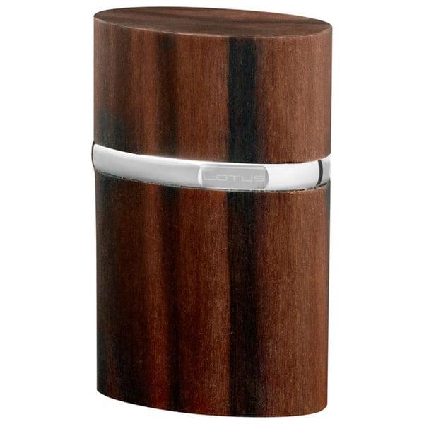 Brizard & Co Ebony Lotus Table Lighter