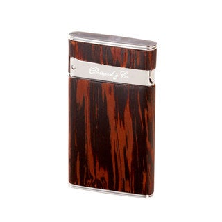 Brizard & Co Wenge Sottile Lighter