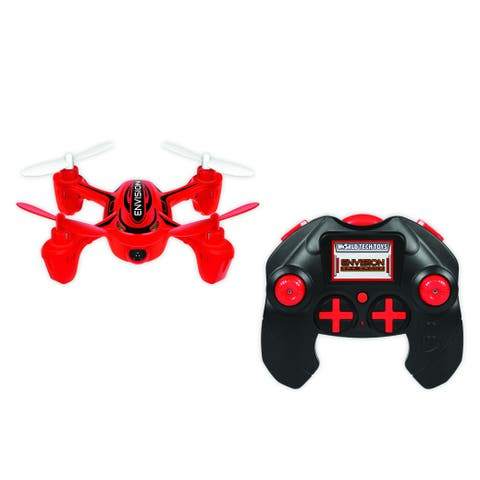 World Tech Toys 4.5-channel Envision 2.4GHz RC Spy Drone