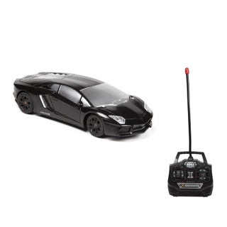 World Tech Toys Lamborghini Aventador LP 700-4 1:24 RTR Electric RC Car (Option: Black)