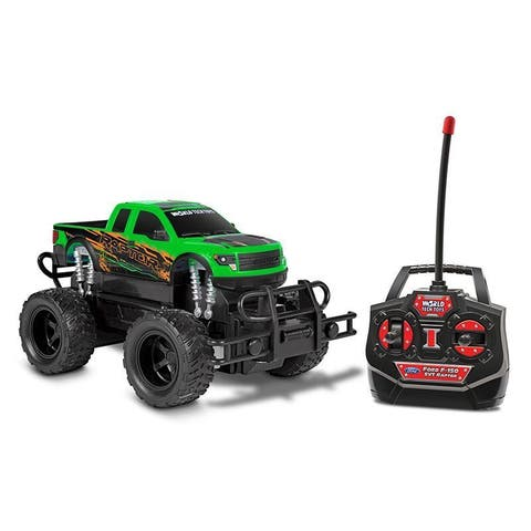 World Tech Toys F-150 SVT Raptor 1:24 RTR Electric RC Monster Truck