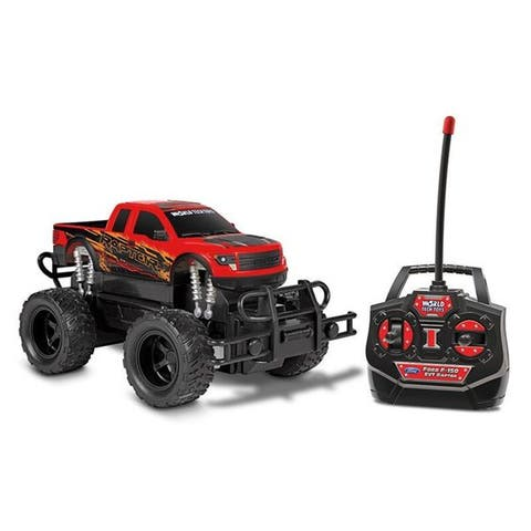 World Tech Toys F-150 SVT Raptor 1:24 RTR Electric RC Monster Truck