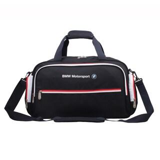 BMW Motorsports 21-inch Overnight Duffel Bag