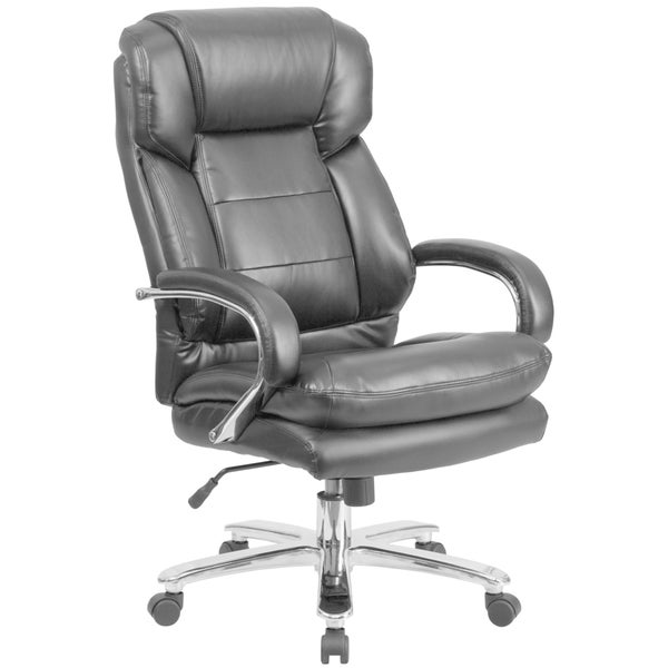 Black Leather Accent Chairs For Bariatric.Shop Hercules Series 24 7 Intensive Use Multi Shift Big And Tall