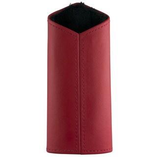 Brizard & Co Red & Black Verical Eyewear Holder