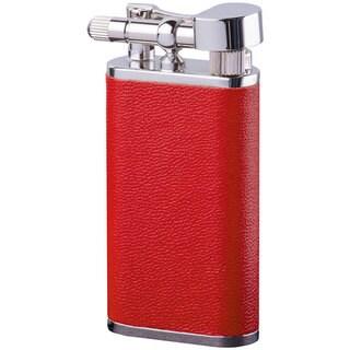 Brizard & Co Sunrise Red Leather Retro 1 Lighter