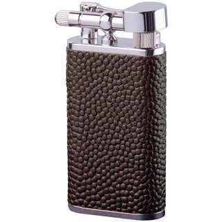 Brizard & Co Caviar Leather Retro 1 Lighter