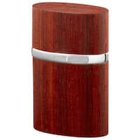 Brizard & Co Padauk Lotus Table Lighter