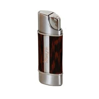 Brizard & Co Exotic Wenge Wood Nano Single Torch Lighter