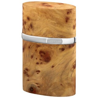 Brizard & Co Carpathian Wood Lotus Table Lighter