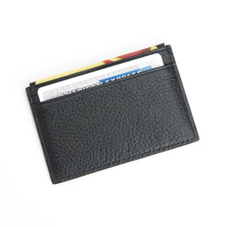 Royce Luxury  Genuine Leather Credit Card Wallet with RFID Blocking Technology for Identity Protection