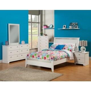 Sandberg Furniture Hailey Full Bedroom Set