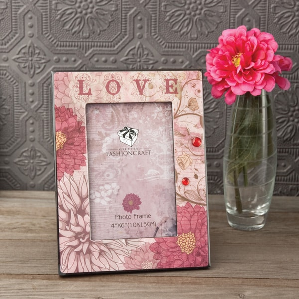Love Picture Frame 4 x 6