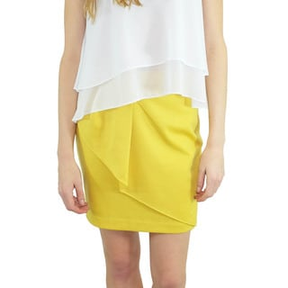 Relished Women's Daisy Ruffle Skirt