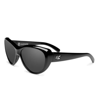 Kaenon Women's Kat-I Black G12 Sunglasses