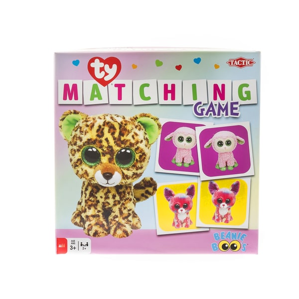 Ty Matching Game