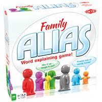 Family Alias Board Game