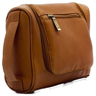 Muiska Vaquetta Leather Dopp Toiletry Bag (2 options available)